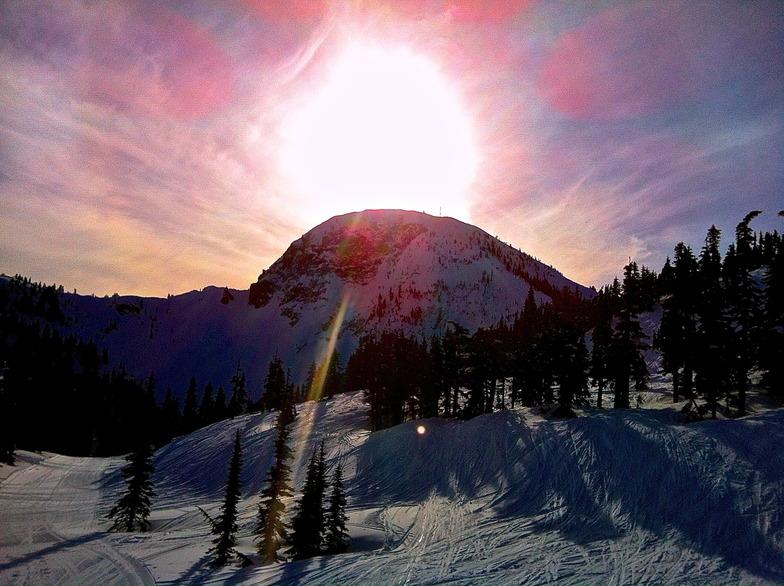 Crowning Glory, Mount Washington