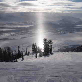 Morning, Jackson Hole
