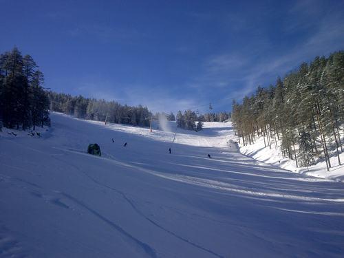 Zlatibor Ski Resort by: Barbara