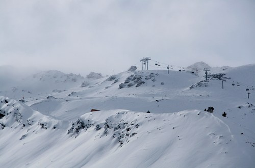 Cerler Ski Resort by: CARLOS