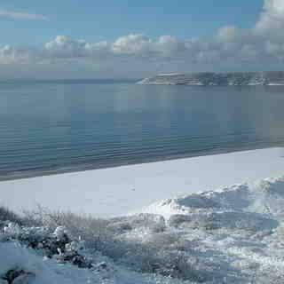 Oxwich Point 2004, Pen-y-Fan
