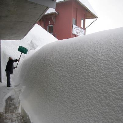 think snow..., Nassfeld