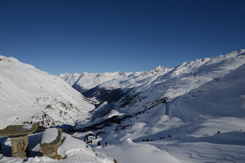 Obergurgl  Vista