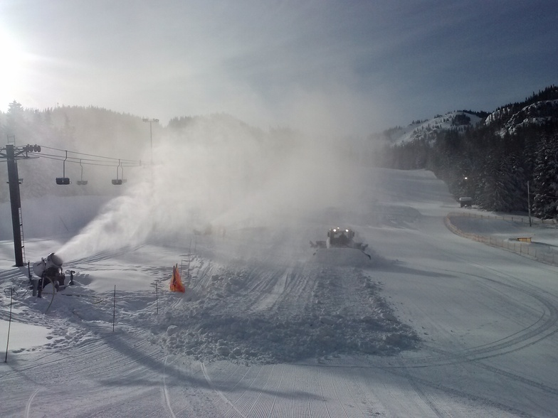 how we do it!, Mt Hood Ski Bowl