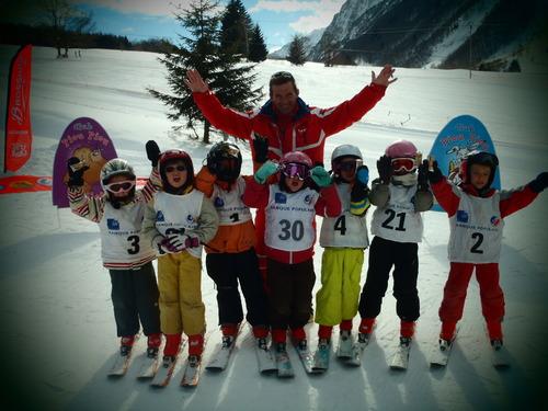Col d' Ornon Ski Resort by: Brun