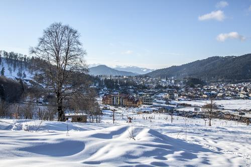 Bakuriani Ski Resort by: David Guruli