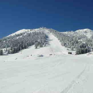 20-02-2013 Λιακάδα και τέλειο χιόνι!, Mainalo