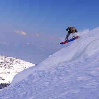 Edge ride, Popova Shapka