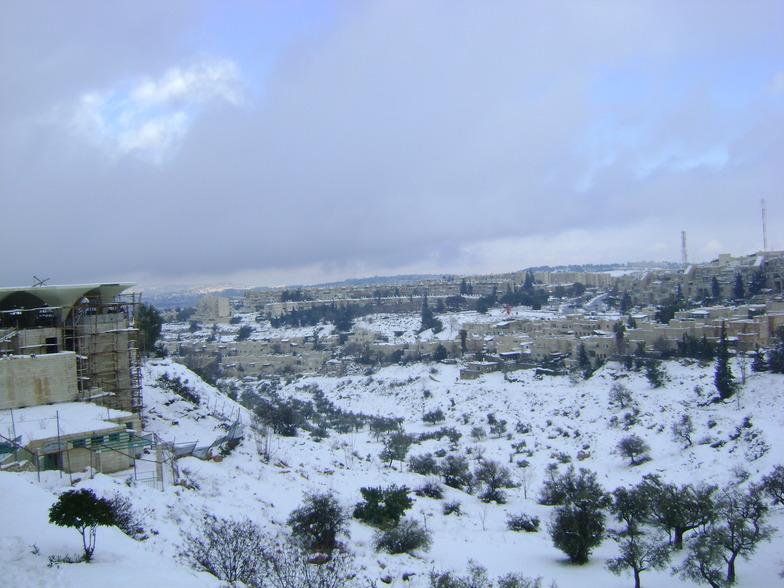 viw of jerusalem, Mount Hermon