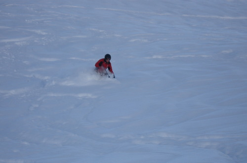 Davos Ski Resort by: Tony Galeano