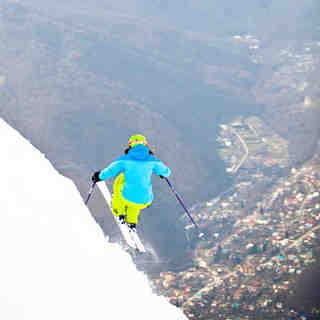 Jump to Krasnaya Polyana, Krasnaya Polyana Resort