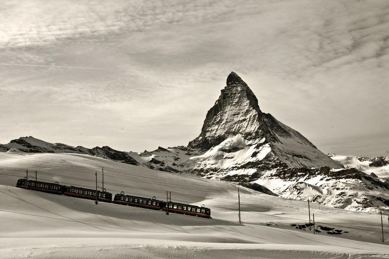 The Matterhorn, Zermatt