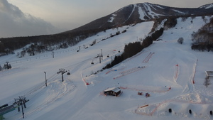 Early morning at Appi 2013., Appi Kogen photo