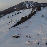 Early morning at Appi 2013., Appi Kogen