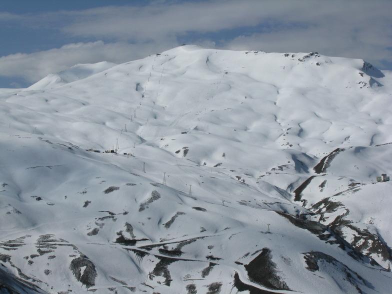 قله سي چال, Dizin