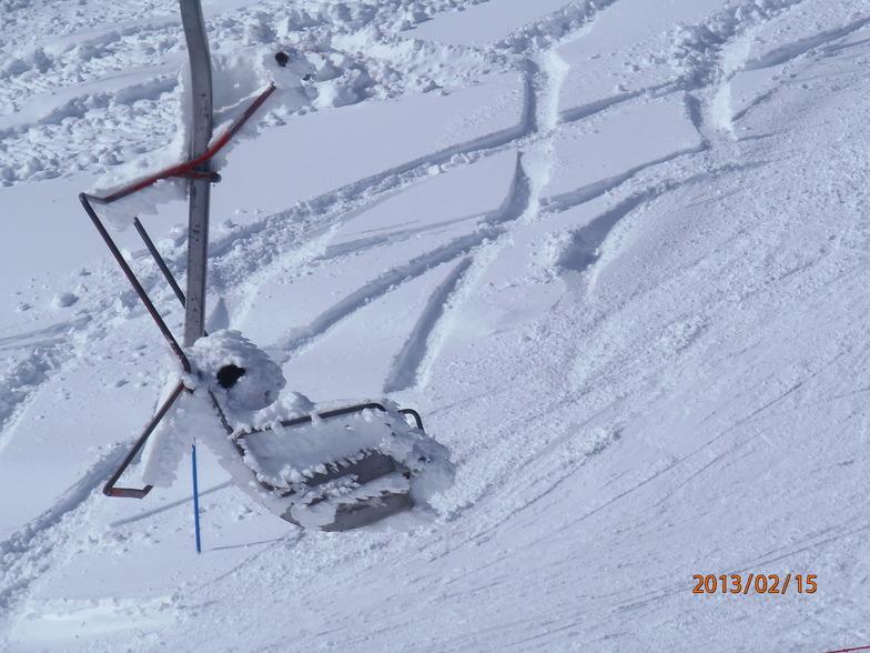 KAREKLAKI STIGAS( NIKOS PAPADOPOYLOS), Kalavryta Ski Resort