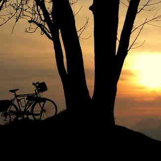 Sunset Cycle!, Samoens