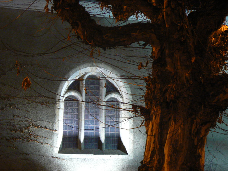 La Jaysinia Chapel, Samoens