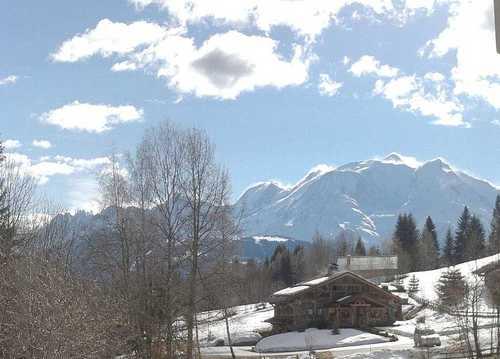 Combloux Ski Resort by: JP Chanay