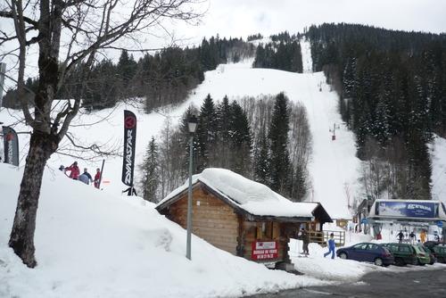 La Giettaz Ski Resort by: JP Chanay