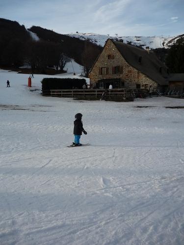 Besse Super Besse Ski Resort by: JP Chanay