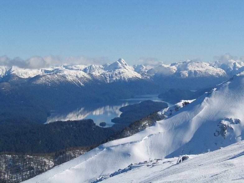 Cerro Bayo snow