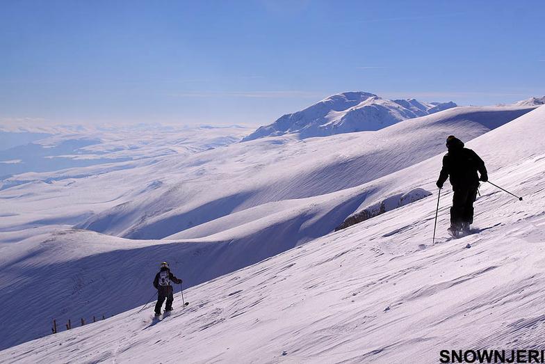 Paradise skierz, Popova Shapka