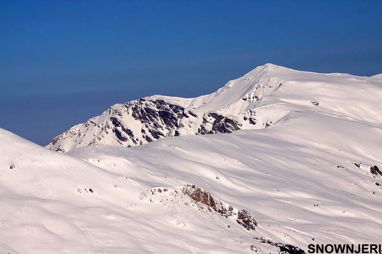 Black Summit 2585 m alt, Popova Shapka