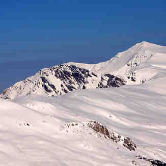 Black Summit 2585 m alt, Popova Shapka