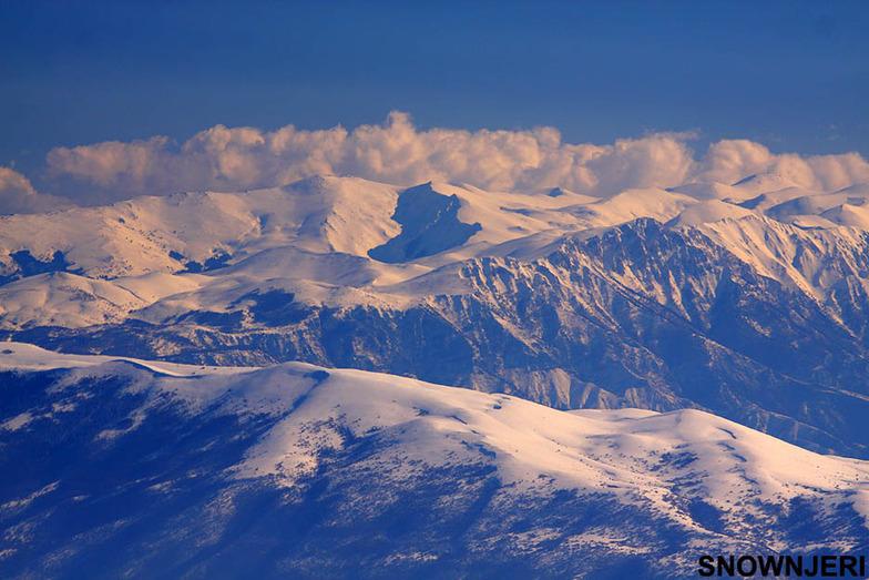 White mountains, Popova Shapka