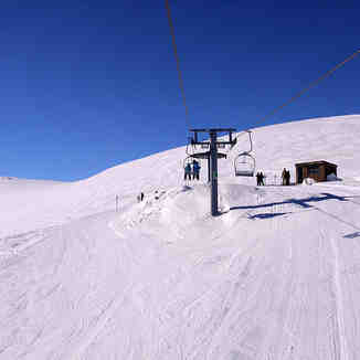 Highest lift in Shapka, Popova Shapka