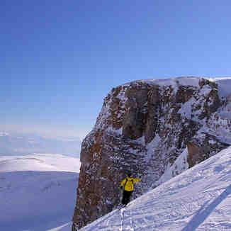 Rocky skiers, Popova Shapka