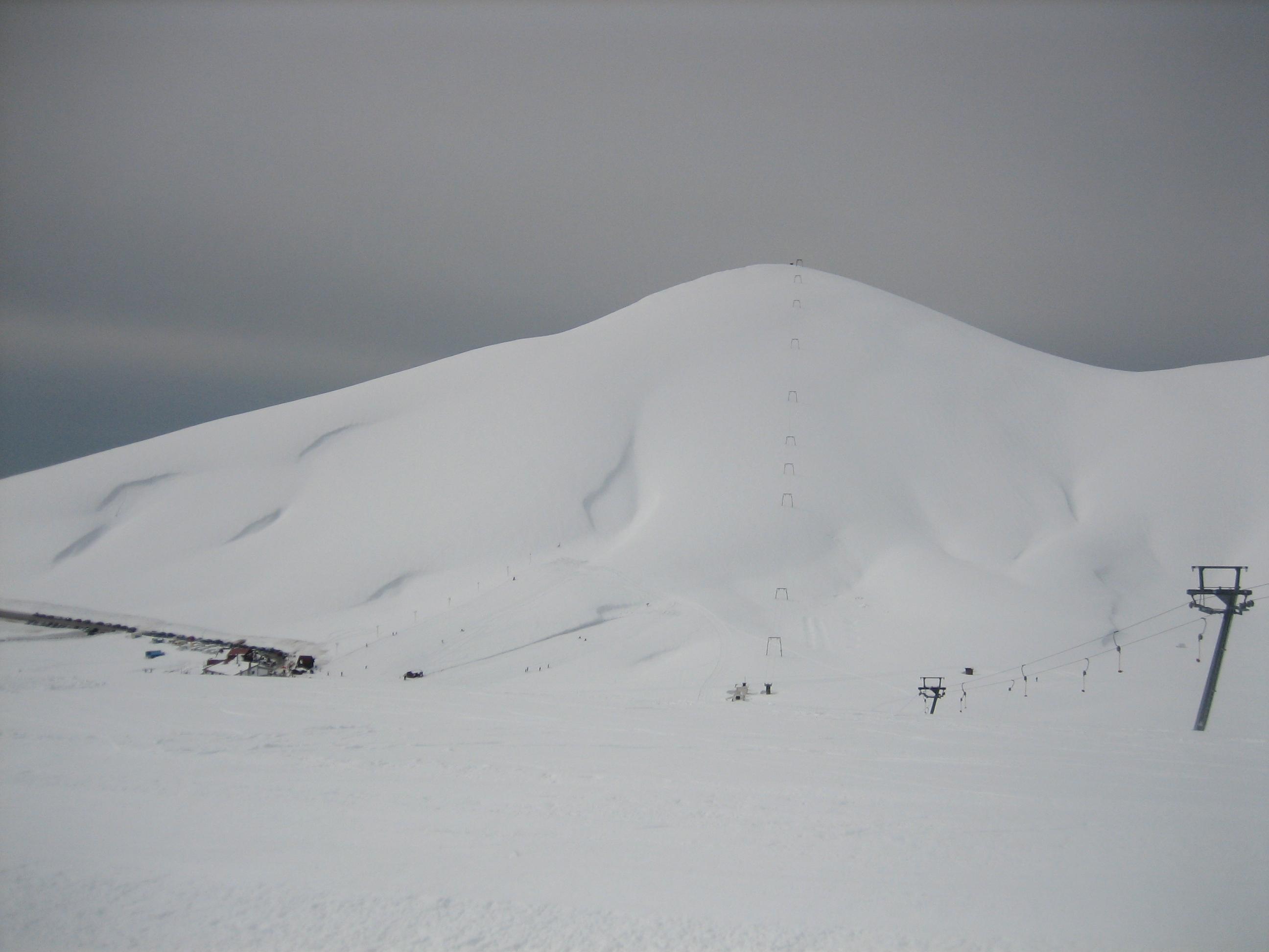 papous 2/3/2013, Falakro Ski Resort