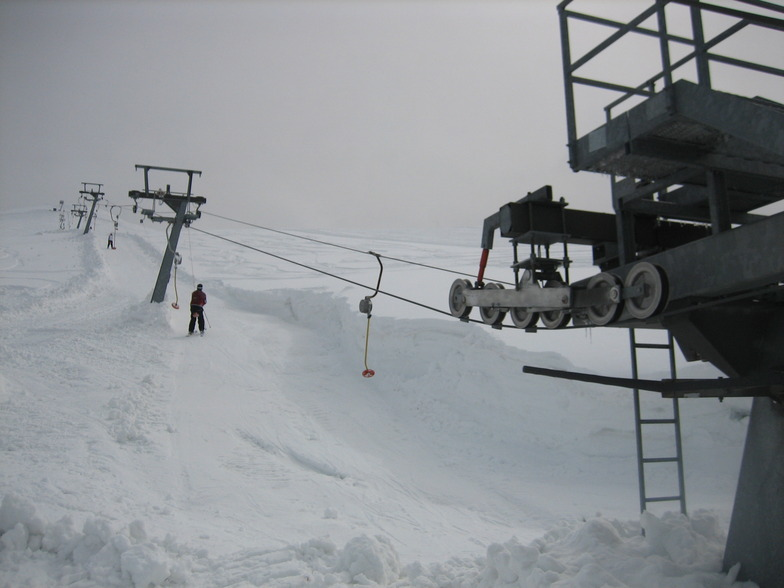 lift xionotripas, Falakro Ski Resort