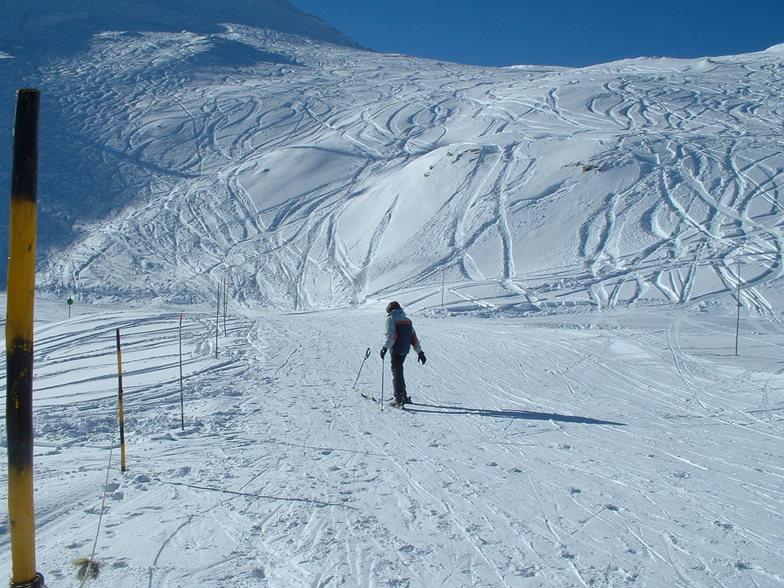 Les 2 Alps Dec 2004, Les Deux Alpes