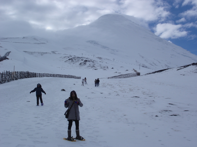 Raquetas en Volcan Osorno por Chile Best Tour, Volcán Osorno