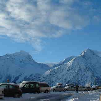 Les 2 Alps 2005, Les Deux Alpes