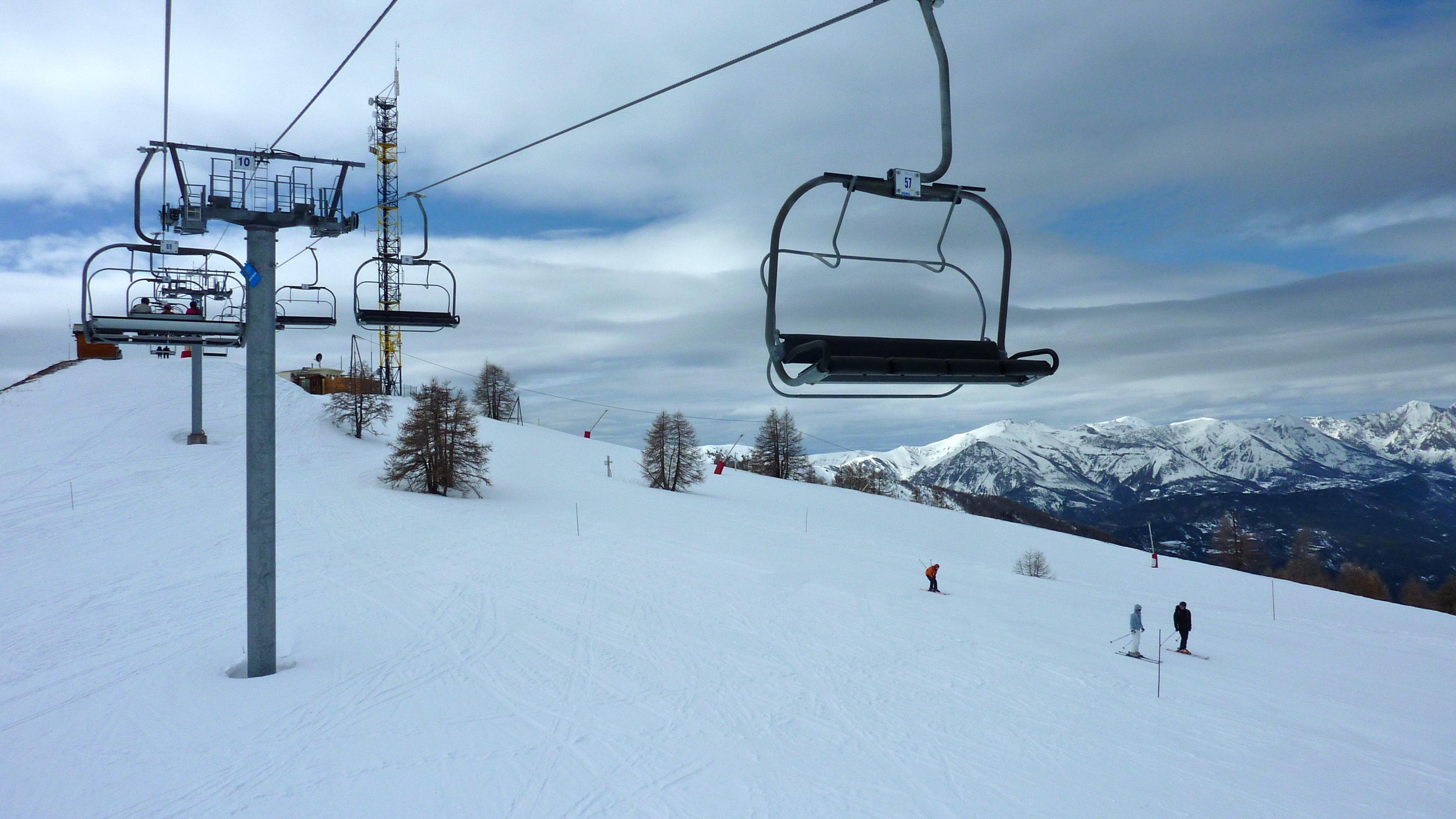 Dreccia Top 2000M, Valberg