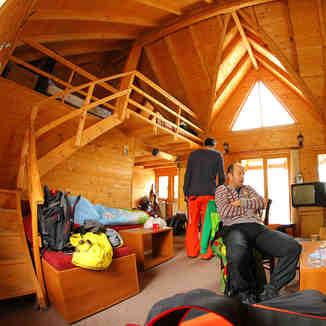 Inside Kozuf house