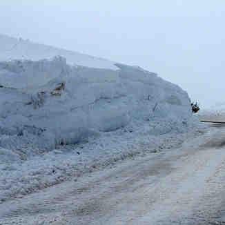 Big snow, Kozuf