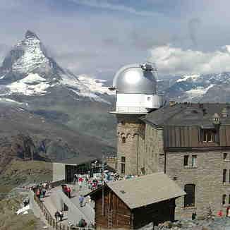visit around Zermatt (Gornergrat 3089 m)