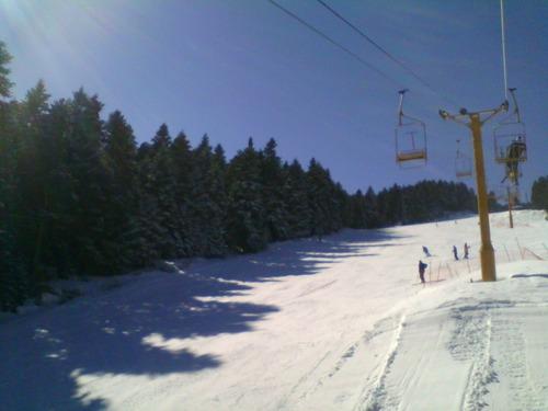 Kopanki - Pelister Ski Resort by: Hristina