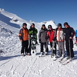 skiing trip to  Bad Hofgastein February 2013