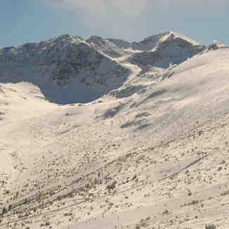 Makudjik ski area, Borovets