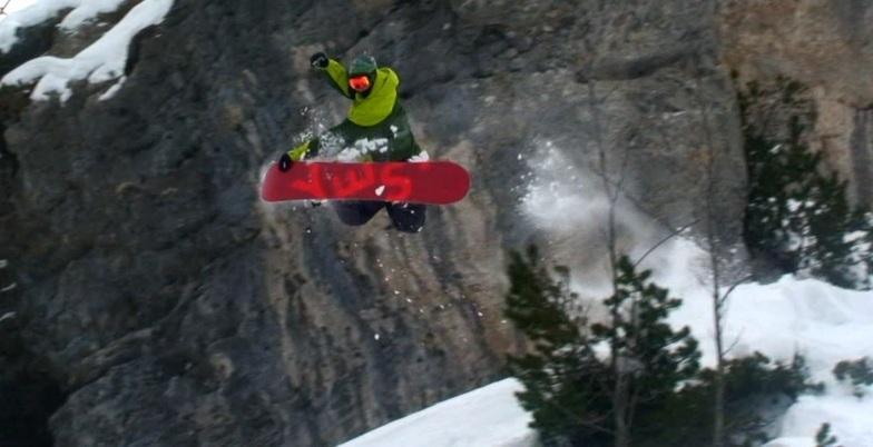 Garmisch-Classic snow