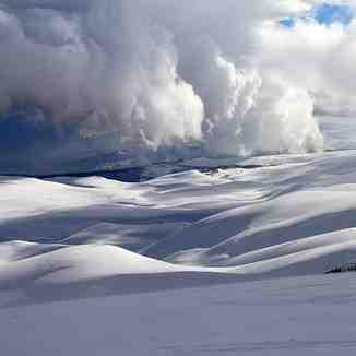 Creamy mountains, Popova Shapka