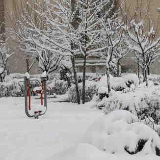 tehran snow, Tochal