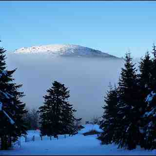 Le mont Procher à Chalmazel