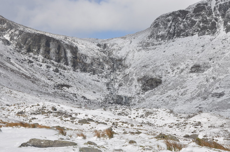 Mahon Falls in the Comeragh Mountains, Co Waterford , Ireland, Coumfea West (Comeragh Mts)