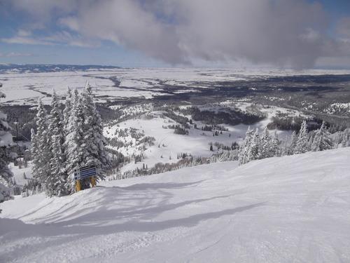 Grand Targhee Ski Resort by: Doug Parker